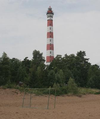 ладожский маяк