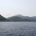 Подходим к острову Млет